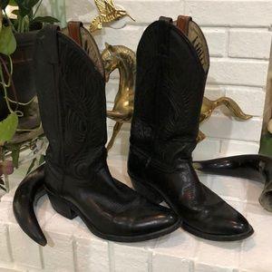 Black Abilene women's boots sz.8
